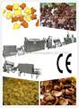 máquina de procesamiento de copos de maíz/copos de maíz de extrusión línea de procesamiento with CE
