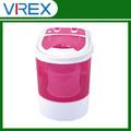 2014 nuevo producto tina sola automático mini portátil de la máquina de lavado