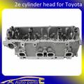 Para a toyota toyota peças auto peças, toyota 2e motor cabeçote de corolla/starlete 1.3l 11101-19156
