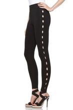 2014 pantalones vendaje negro y cavitación para las mujeres HL088