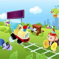 Ahorra 10% 2013 Regalo colorido de la felpa de coches de juguete