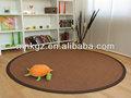( mnk) alfombras redondas