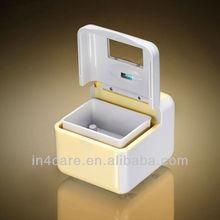 Nano- plata uv y la luz artificial de ultrasonidos dientes dentales limpiador