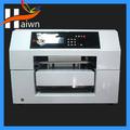 ¡Nuevo diseño! Impresora impresora a base de agua de textiles de algodón/cama plana de la camiseta impresora digital HAIWN-T500
