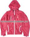 De la mujer ligera de verano anti- uv del sol- la prueba de la piel chaqueta con capucha(318304)