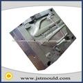 Puerta barato de moldeo por inyección de plástico recorte