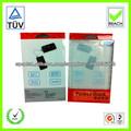 OEM personalizada PVC/PET/PP los accesorios del teléfono celular de empaquetamiento
