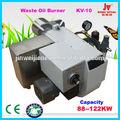 Residuos quemador de aceite de aceite usado kv-10