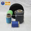 hilados de algodón reciclado