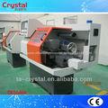 torno cnc de torneado mecánica de la máquina del torno pequeño ck0640a