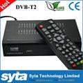 Receptor Sintonizador Tv Digital Hd Pvr Dvb-t2 Tdt2 NUESTRO EQUIPO ES DVB-T2, VERSION 2 DE LA TDT COLOMBIANA, NO DEJARÁ DE FUNCI