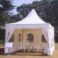 De la boda pequeña tienda de campaña- marco de la ronda, 3x3m