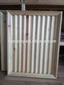 /pino hemlock/cedro rojo/abeto madera decorar las paredes de los paneles