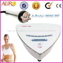 (Au-38A) eliminación de arrugas faciales máquina 4 RF polar para uso en el hogar