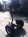 segway, char électrique, 2 roues équilibre de l'auto scooter électrique, véhicule personnel