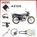 piezas de la motocicleta de motor para AX100