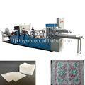 automatique machine de pliage de papier de serviette