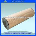 3 micras de alta eficiencia de los equipos de filtro de aire