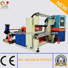 Máquina Cortadora y Rebobinadora de Film de BOPP, PE, OPP, PVC