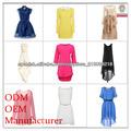 señoras fabricante de vestimenta casual