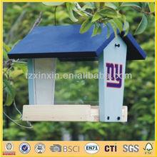 de madera del pájaro del jardín 9279 alimentador