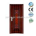 porta de ferro galvanizado