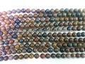10mm de piedras preciosas redonda natural semi perlas preciosas Pietersite