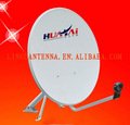 Banda ku 90cm compensar la antena de plato/antena parabólica de satélite