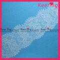 Encaje de fantasía y adornos bordados cinta para los vestidos de boda fabricante china WLC-069
