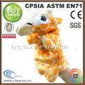 animal girafa soft boneco engraçado brinquedos