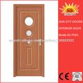 modelos de puertas de madera exteriores buenas ventas Yongkang SC-P023