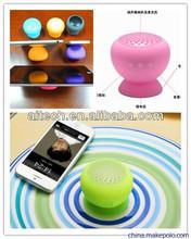 Más calientes!! Bluetooth mini altavoces a prueba de agua con el ce& rohs& certificado fcc