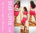 las mujeres 2014 bodycon peplum mini vestido