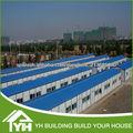 montar la casa prefabricada, casa modular