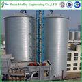 comercial de silos de armazenamento para o armazenamento de milho