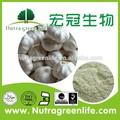 Salida de fábrica de regular la presión arterial de extracto de ajo allium sativum l alicina píldora 10:1 en polvo de