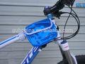 Cuadro de la bicicleta bolsa, bolsa de manillar, bicicleta tubo de la bolsa