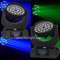 pcs 36 8w zoom baratos en movimiento la cabeza de las luces del escenario para la venta
