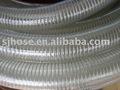 pvc steel wire mangueira de alta temperatura