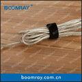 915 independiente de embalaje atadurasdecables reutilizables de cable de nylon empate con cuentas de nylon atadurasdecables