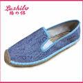luzhilv color puro con clase zapatos cómodos