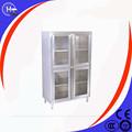 2014 venda quente!!! Equipamento comercial china fornecedor de pé livre inox armário de cozinha