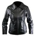 Señoras chaquetas de moda, chaquetas de cuero, chaquetas de cuero de las señoras, chaquetas de cuero de las mujeres, chaquetas d