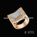 anillo Latón*/de cobre 2013 Cotillón pop