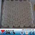 de mármol de carrara mosaico del azulejo