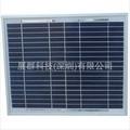 10 vatios de paneles solares