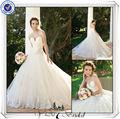 de cuentas jj3428 puffy falda de encaje galina venta al por mayor vestido de novia