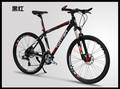 dongguan 13 kg de bicicleta de montaña 24 velocidad de aleación de aluminio marco de bicicletas usadas