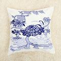 2104 el último diseño cojín bordado a mano, sofá de cojines de reemplazo de la cubierta hecha en china