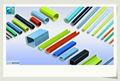 Tubo de fibra de vidrio de alta calidad